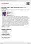 Digitální booklet (A4) Dvořák: Král a uhlíř. Komická opera o 3 dějstvích