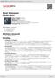 Digitální booklet (A4) Most Personal