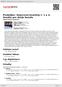 Digitální booklet (A4) Prokofjev: Smyčcové kvartety č. 1 a 2, Sonáta pro dvoje housle