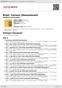 Digitální booklet (A4) Bizet: Carmen (Remastered)