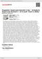 """Digitální booklet (A4) Paganini: Smyčcový kvartet E dur - Schubert: Smyčcový kvartet č. 14 d moll """"Smrt a dívka"""""""