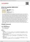 Digitální booklet (A4) Už je to napořád 2000-2012