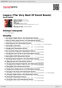 Digitální booklet (A4) Legacy (The Very Best Of David Bowie)