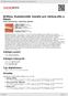 Digitální booklet (A4) Britten, Kabalevskij: Sonáty pro violoncello a klavír