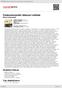 Digitální booklet (A4) Čs. džezoví sólisté