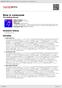 Digitální booklet (A4) Blue & Lonesome