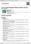 Digitální booklet (A4) La La Land [Original Motion Picture Score]