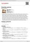 Digitální booklet (A4) Písničky potichu