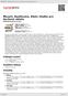 Digitální booklet (A4) Mozart, Beethoven, Klein: Hudba pro dechové okteto