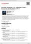 """Digitální booklet (A4) Dvořák: Symfonie č. 9 """"Z Nového světa"""", Karneval, Symfonické variace"""