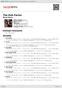 Digitální booklet (A4) The Dub Factor