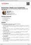 Digitální booklet (A4) Boismortier: Motets avec Symphonies