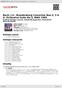 Digitální booklet (A4) Bach, J.S.: Brandenburg Concertos Nos.2, 3 & 4; Orchestral Suite No.3, BWV 1068