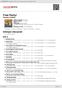 Digitální booklet (A4) Trad Party!