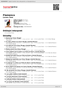 Digitální booklet (A4) Flamenco