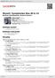 Digitální booklet (A4) Mozart: Symphonies Nos.40 & 41