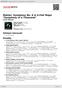 """Digitální booklet (A4) Mahler: Symphony No. 8 in E-Flat Major """"Symphony of a Thousand"""""""