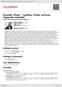 Digitální booklet (A4) Dvořák: Písně - Cypřiše, Písně večerní, Cigánské melodie