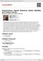 Digitální booklet (A4) Impressions / Ravel, Debussy, Sluka: Skladby pro hoboj a harfu