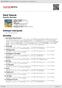 Digitální booklet (A4) Soul Sauce