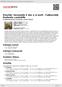 Digitální booklet (A4) Dvořák: Serenády E dur a d moll - Čajkovskij: Andante cantabile