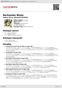 Digitální booklet (A4) Backwater Blues