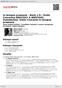 Digitální booklet (A4) In tempus praesens - Bach, J.S.: Violin Concertos BWV1041 & BWV1042; Gubaidulina: Violin Concerto In tempus praesens