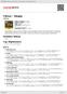 Digitální booklet (A4) Citron - Singly
