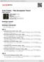 Digitální booklet (A4) Live Trane - The European Tours