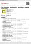 Digitální booklet (A4) The Sound of Ministry 25 - Ministry of Sound