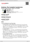 Digitální booklet (A4) Brahms: The Complete Symphonies