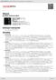 Digitální booklet (A4) Abyss