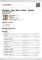 Digitální booklet (A4) Heritage - Bleu, Blanc, Blond - Polydor (1958-1959)