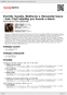 Digitální booklet (A4) Dvořák: Sonáta, Nokturno a Slovanské tance - Suk: Čtyři skladby pro housle a klavír