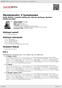 Digitální booklet (A4) Mendelssohn: 5 Symphonies