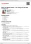 Digitální booklet (A4) Back To Black Series - Tai Yang Liu Zhu Wo