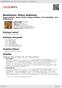 Digitální booklet (A4) Beethoven: Missa Solemnis