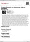 Digitální booklet (A4) Gregor: Koncert pro violoncello, Kvěch: Proměna