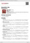Digitální booklet (A4) Beautiful Life