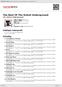 Digitální booklet (A4) The Best Of The Velvet Underground