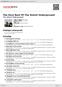 Digitální booklet (A4) The Very Best Of The Velvet Underground