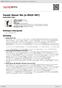Digitální booklet (A4) Sweet About Me [e-MAXI INT]