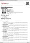 Digitální booklet (A4) Manic Revelations