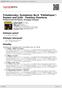 """Digitální booklet (A4) Tchaikovsky: Symphony No.6 """"Pathétique""""; Romeo and Julia - Fantasy Overture"""