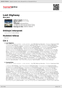 Digitální booklet (A4) Lost Highway