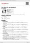 Digitální booklet (A4) The Best Of Jan Spálený