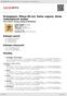 Digitální booklet (A4) Ockeghem: Missa Mi-mi; Salve regina; Alma redemptoris mater