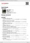 Digitální booklet (A4) Soul Street