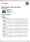 Digitální booklet (A4) Benny Golson's New York Scene