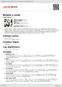 Digitální booklet (A4) Balada o zemi